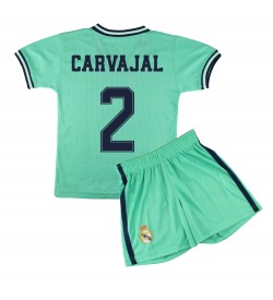 Kit Shirt and Pant Children Third Kit - Real Madrid - Authorized Replica - 2 - Carvajal